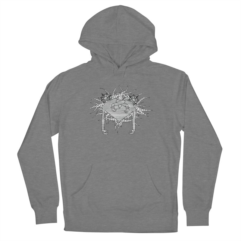 Rorschach Women's Pullover Hoody by Katiecrimespree's Ye Olde Shirt Shoppe