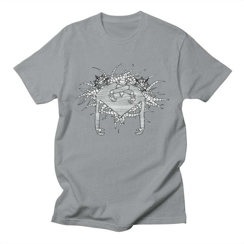 Rorschach Men's Regular T-Shirt by Katiecrimespree's Ye Olde Shirt Shoppe