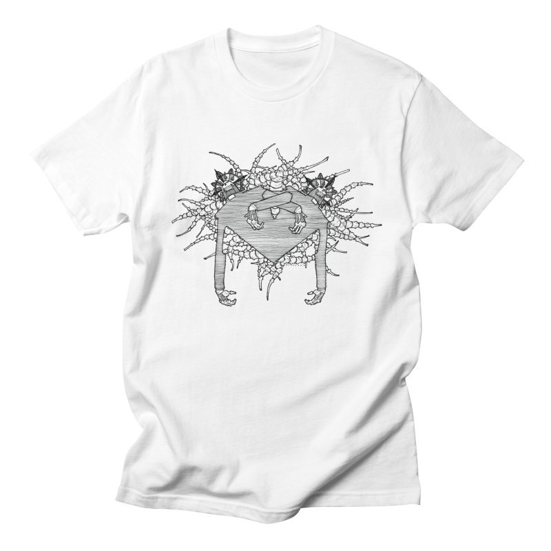 Rorschach Men's T-Shirt by Katiecrimespree's Ye Olde Shirt Shoppe