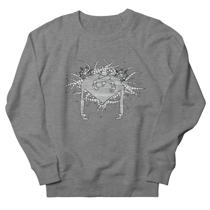 Rorschach Men's Sweatshirt by Katiecrimespree's Ye Olde Shirt Shoppe