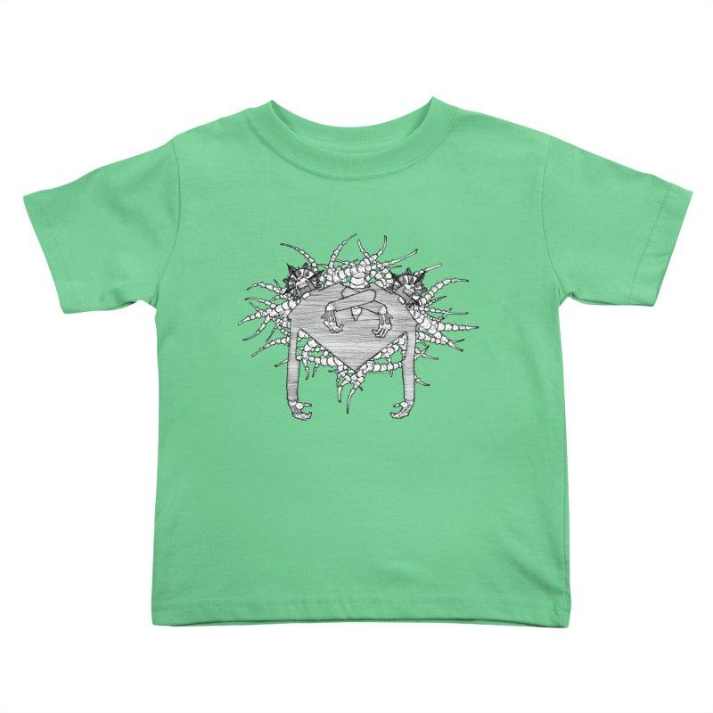 Rorschach Kids Toddler T-Shirt by Katiecrimespree's Ye Olde Shirt Shoppe