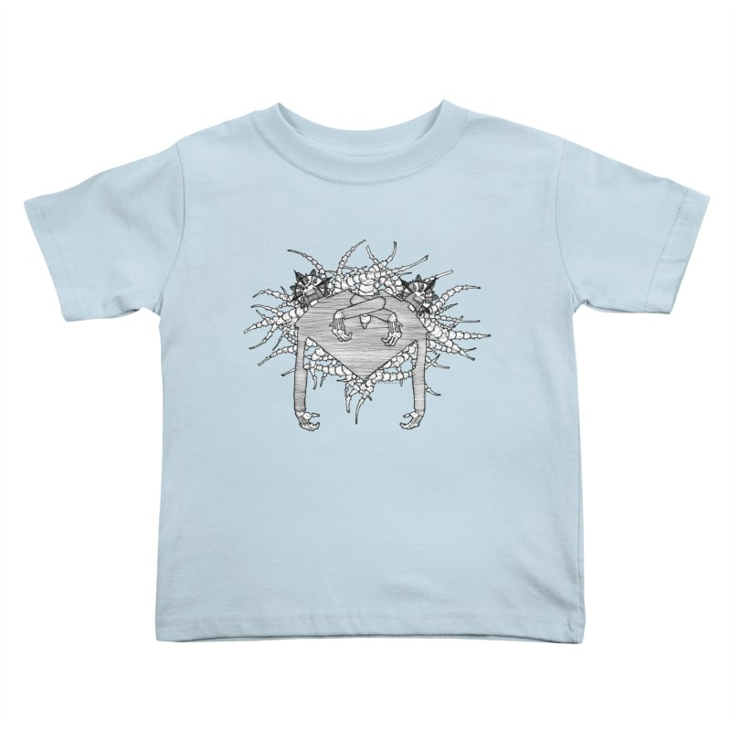 Rorschach Kids Toddler T-Shirt by Katiecrimespree's Ye Olde Shirt Shoppe
