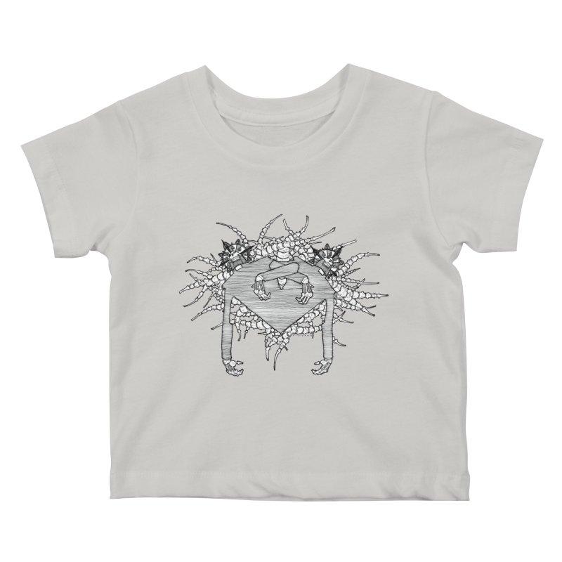 Rorschach Kids Baby T-Shirt by Katiecrimespree's Ye Olde Shirt Shoppe