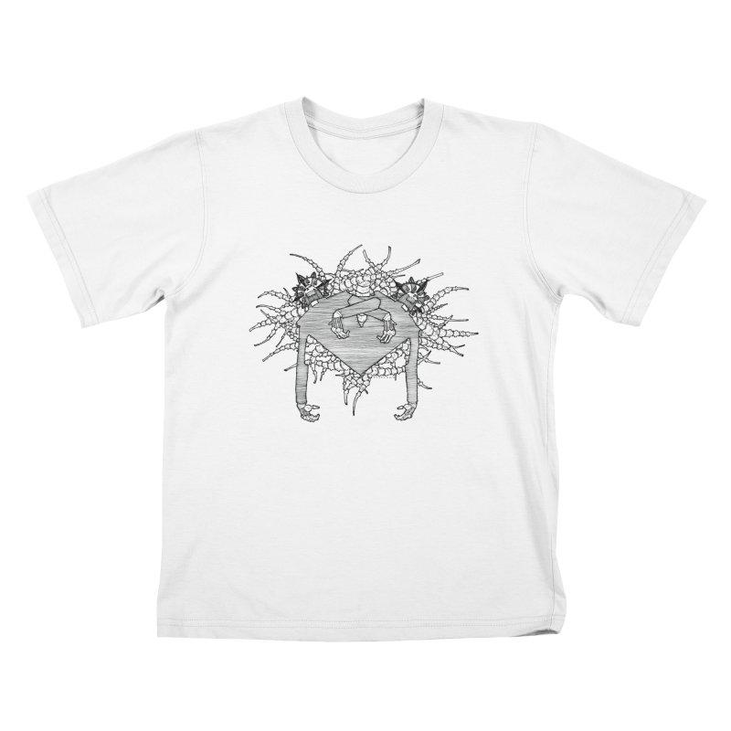 Rorschach Kids T-Shirt by Katiecrimespree's Ye Olde Shirt Shoppe