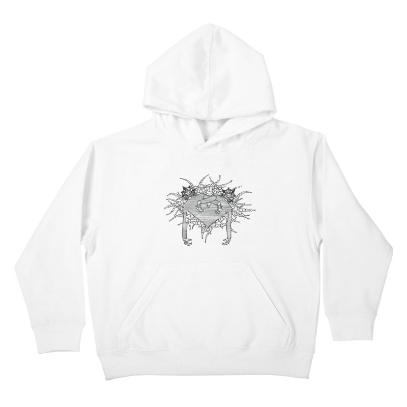 Rorschach Kids Pullover Hoody by Katiecrimespree's Ye Olde Shirt Shoppe
