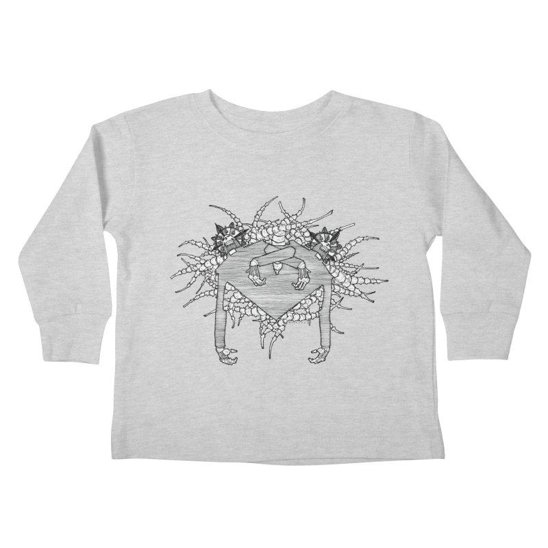Rorschach Kids Toddler Longsleeve T-Shirt by Katiecrimespree's Ye Olde Shirt Shoppe