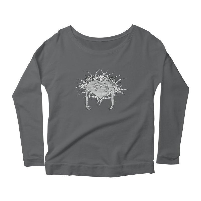 Rorschach Women's Longsleeve T-Shirt by Katiecrimespree's Ye Olde Shirt Shoppe