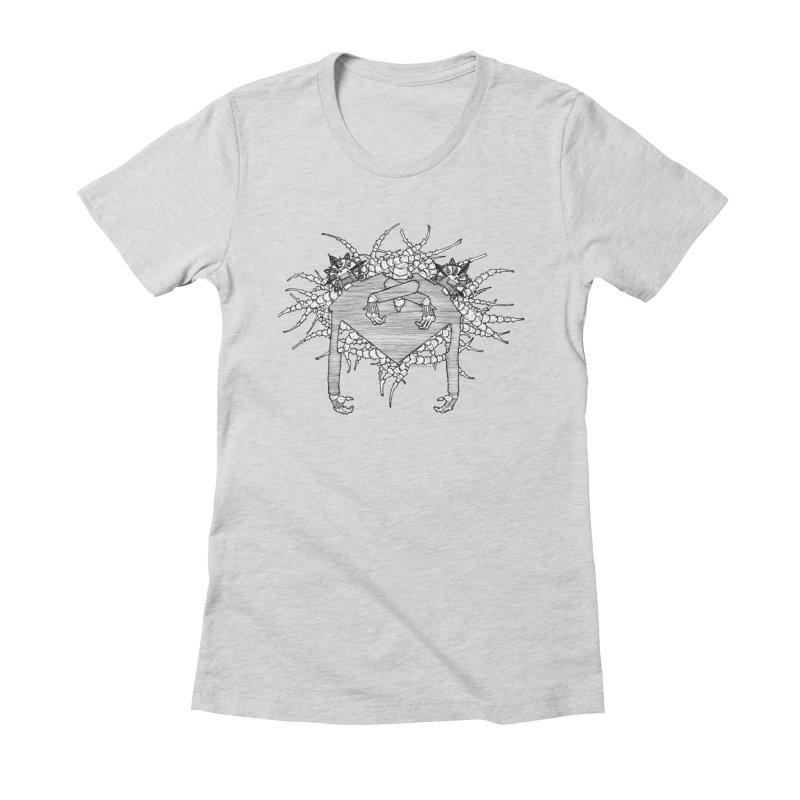 Rorschach Women's T-Shirt by Katiecrimespree's Ye Olde Shirt Shoppe