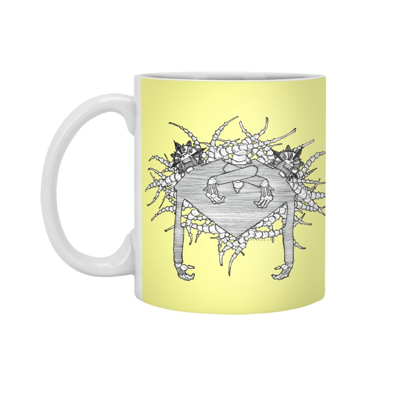 Rorschach Accessories Mug by Katiecrimespree's Ye Olde Shirt Shoppe