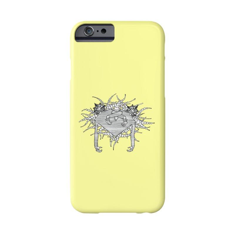Rorschach Accessories Phone Case by Katiecrimespree's Ye Olde Shirt Shoppe