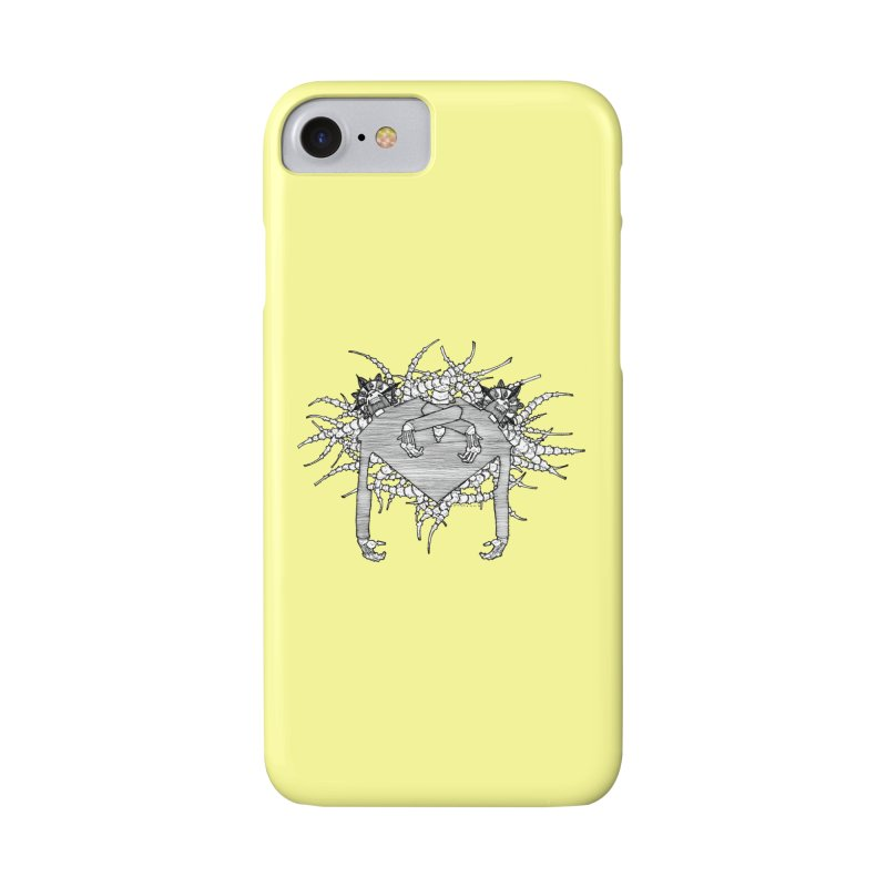 Rorschach Accessories Phone Case by Katiecrimespree's Ye Olde Shirt Shoppe