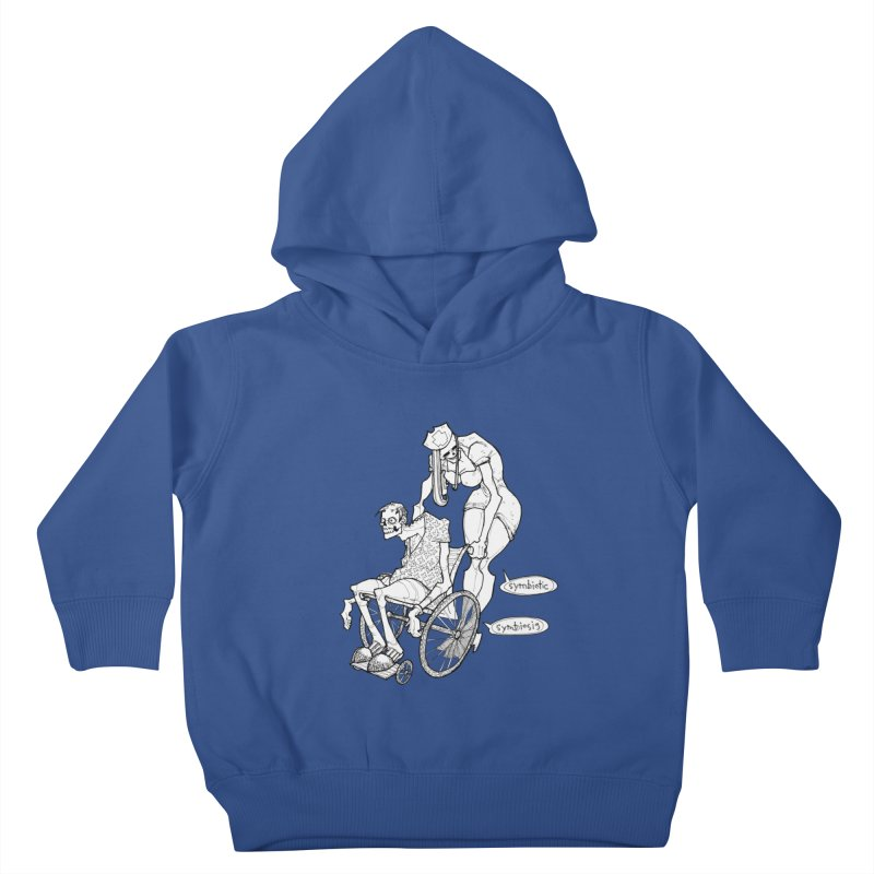 Symbiotic Symbiosis Kids Toddler Pullover Hoody by Katiecrimespree's Ye Olde Shirt Shoppe