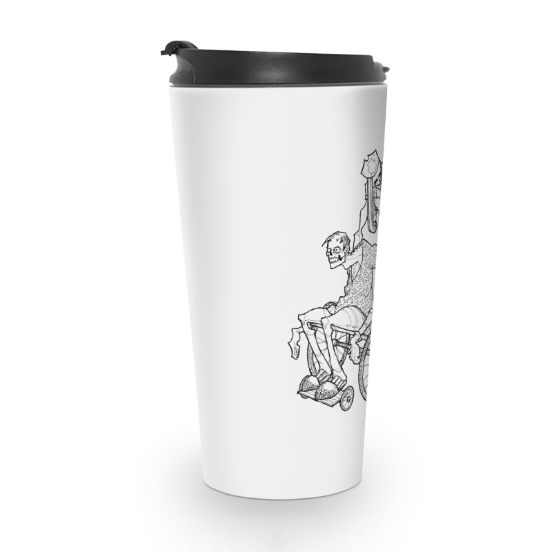 Symbiotic Symbiosis Accessories Travel Mug by Katiecrimespree's Ye Olde Shirt Shoppe