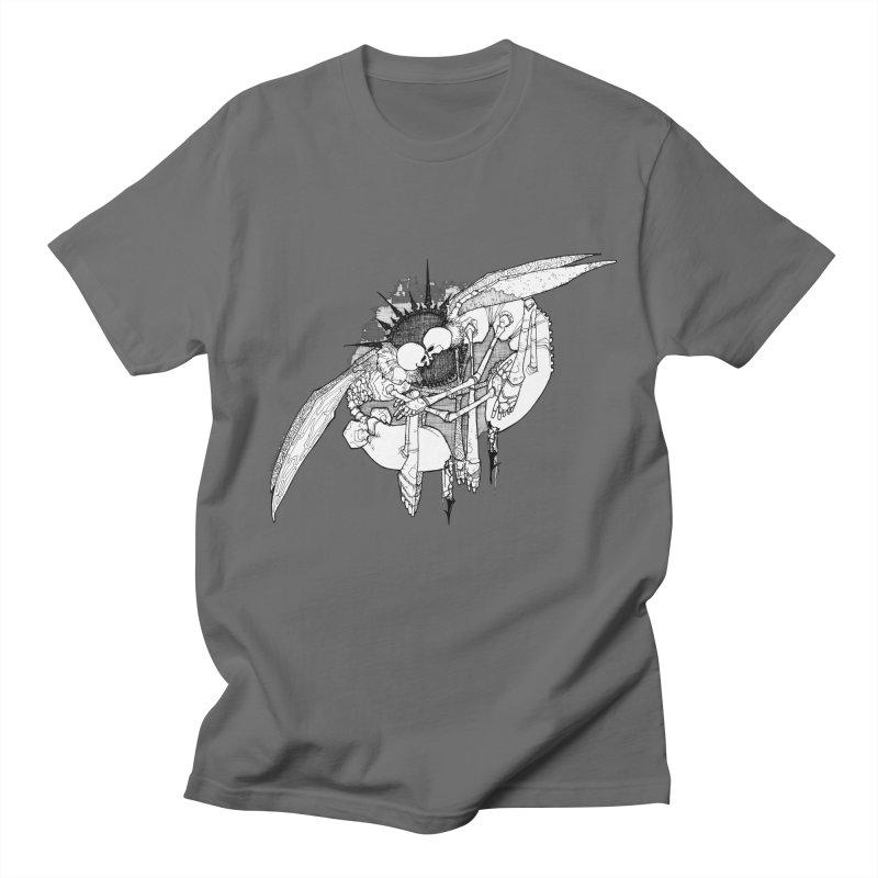 Reciprocate Men's T-Shirt by Katiecrimespree's Ye Olde Shirt Shoppe