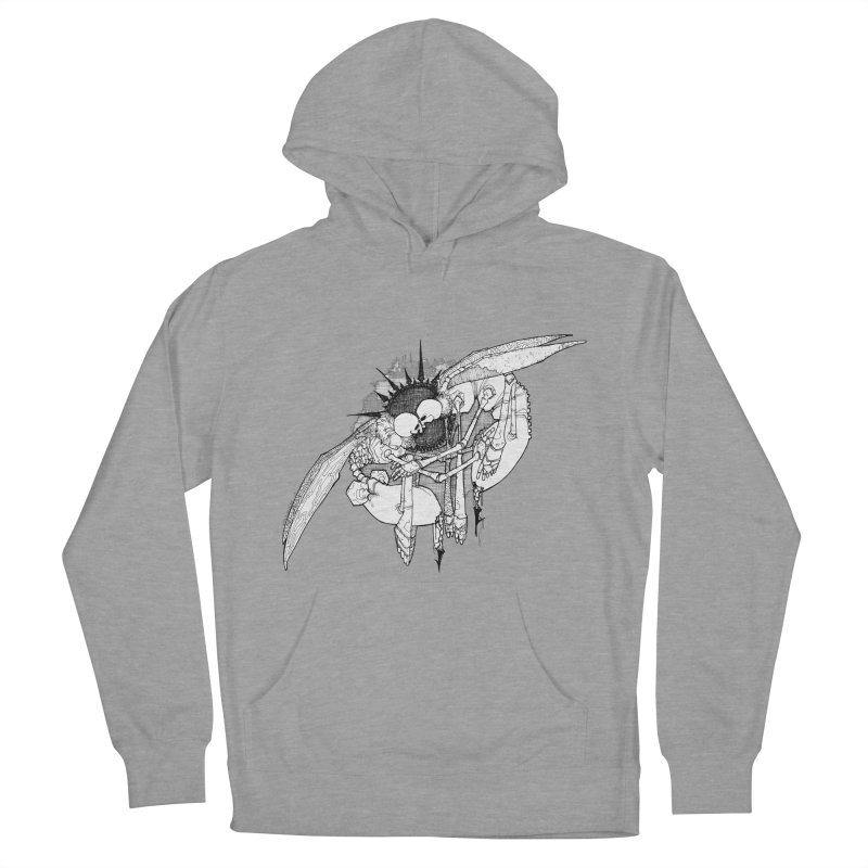 Reciprocate Men's French Terry Pullover Hoody by Katiecrimespree's Ye Olde Shirt Shoppe