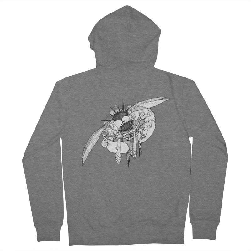 Reciprocate Women's Zip-Up Hoody by Katiecrimespree's Ye Olde Shirt Shoppe