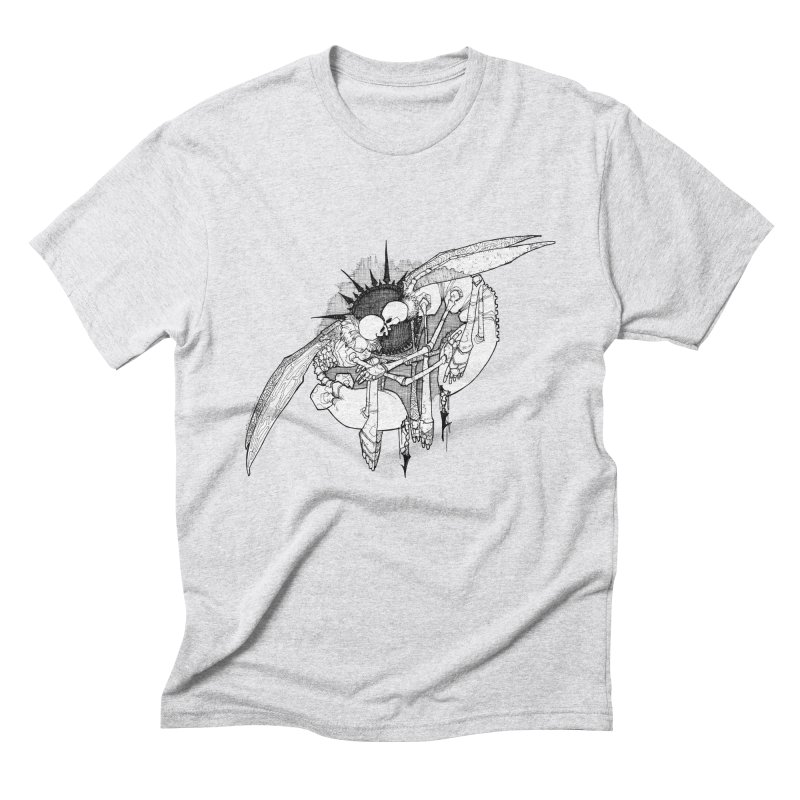 Reciprocate Men's Triblend T-Shirt by Katiecrimespree's Ye Olde Shirt Shoppe