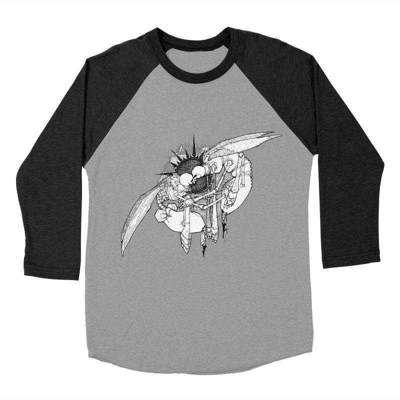 Reciprocate Men's Baseball Triblend T-Shirt by Katiecrimespree's Ye Olde Shirt Shoppe