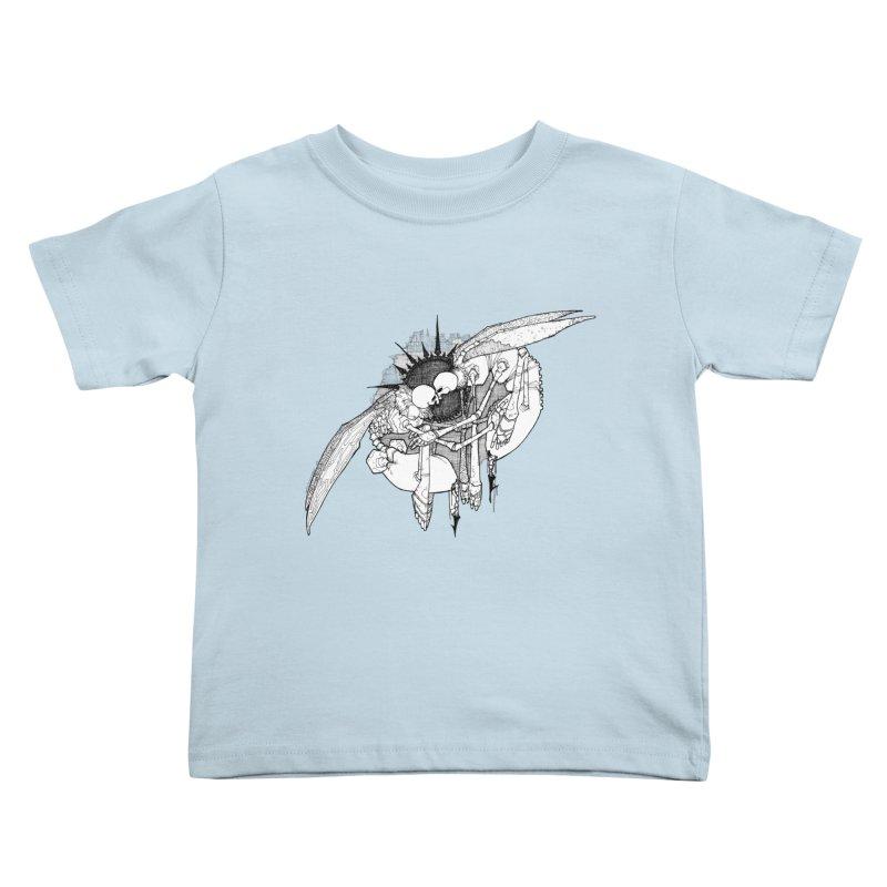 Reciprocate Kids Toddler T-Shirt by Katiecrimespree's Ye Olde Shirt Shoppe