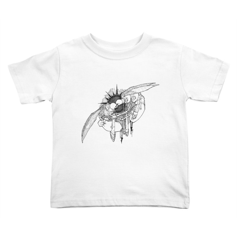 Reciprocate Kids Toddler T-Shirt by Katiecrimespree's Ye Olde Shirt Shoppe