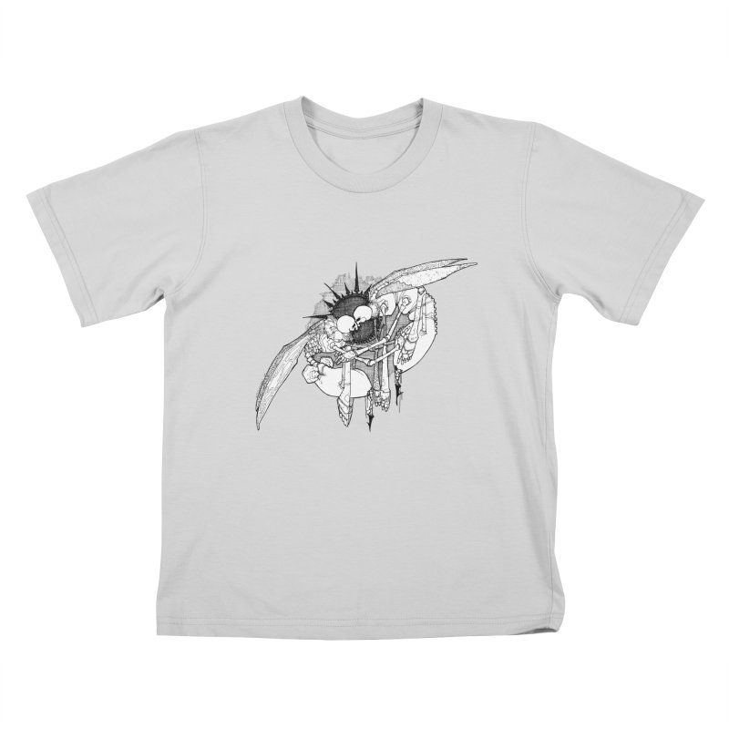 Reciprocate Kids T-Shirt by Katiecrimespree's Ye Olde Shirt Shoppe