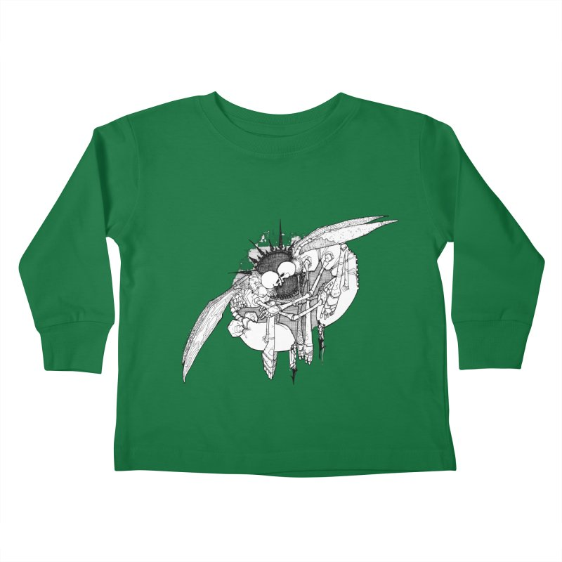 Reciprocate Kids Toddler Longsleeve T-Shirt by Katiecrimespree's Ye Olde Shirt Shoppe