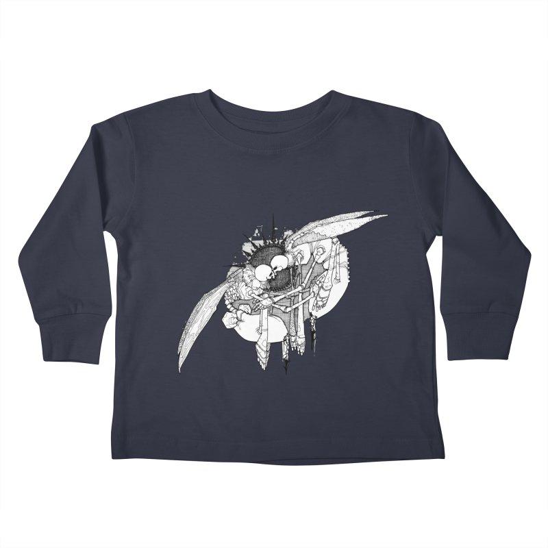 Reciprocate Kids Toddler Longsleeve T-Shirt by Katiecrimespree's Ye Olde Shirt Shoppe