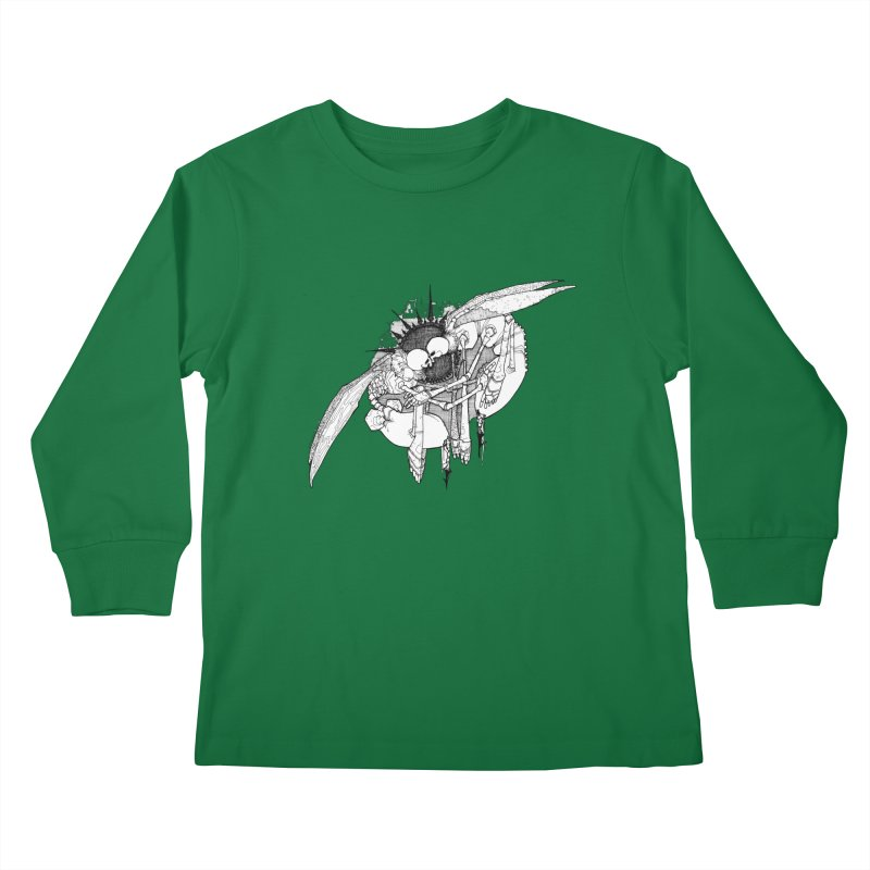 Reciprocate Kids Longsleeve T-Shirt by Katiecrimespree's Ye Olde Shirt Shoppe