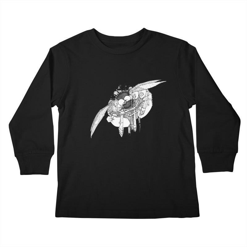 Reciprocate Kids Longsleeve T-Shirt by Katiecrimespree's Ye Olde Shirt Shoppe