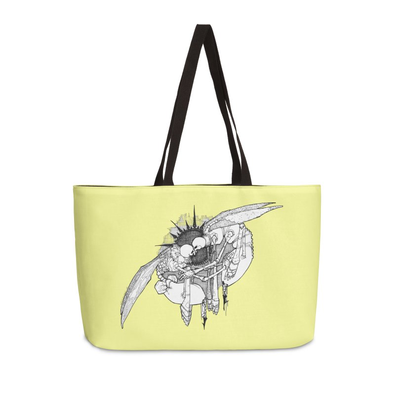 Reciprocate Accessories Weekender Bag Bag by Katiecrimespree's Ye Olde Shirt Shoppe