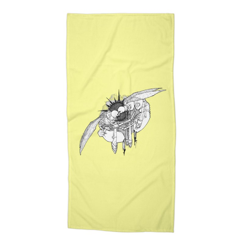 Reciprocate Accessories Beach Towel by Katiecrimespree's Ye Olde Shirt Shoppe