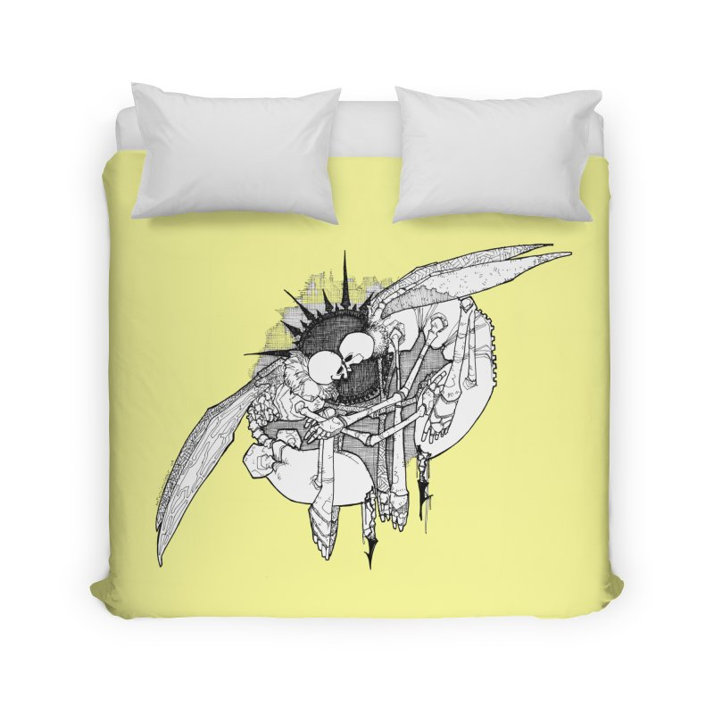 Reciprocate Home Duvet by Katiecrimespree's Ye Olde Shirt Shoppe