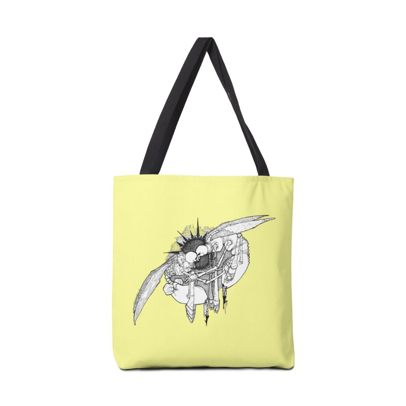 Reciprocate Accessories Tote Bag Bag by Katiecrimespree's Ye Olde Shirt Shoppe