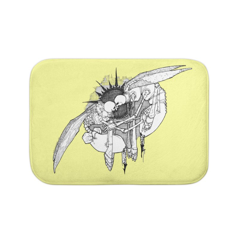Reciprocate Home Bath Mat by Katiecrimespree's Ye Olde Shirt Shoppe