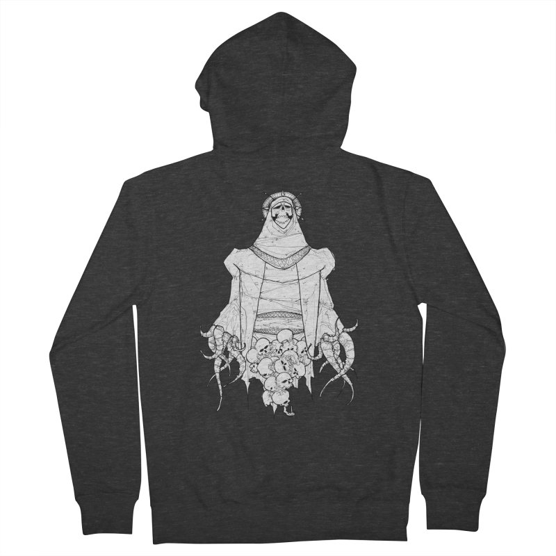 Preaching to Chiors Men's French Terry Zip-Up Hoody by Katiecrimespree's Ye Olde Shirt Shoppe