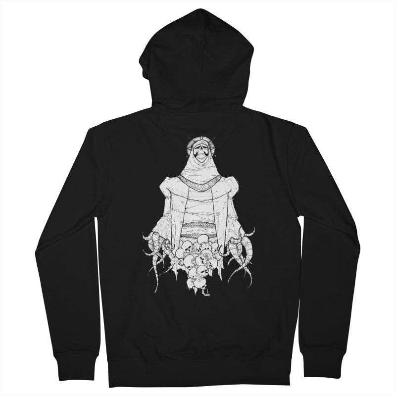 Preaching to Chiors Men's Zip-Up Hoody by Katiecrimespree's Ye Olde Shirt Shoppe