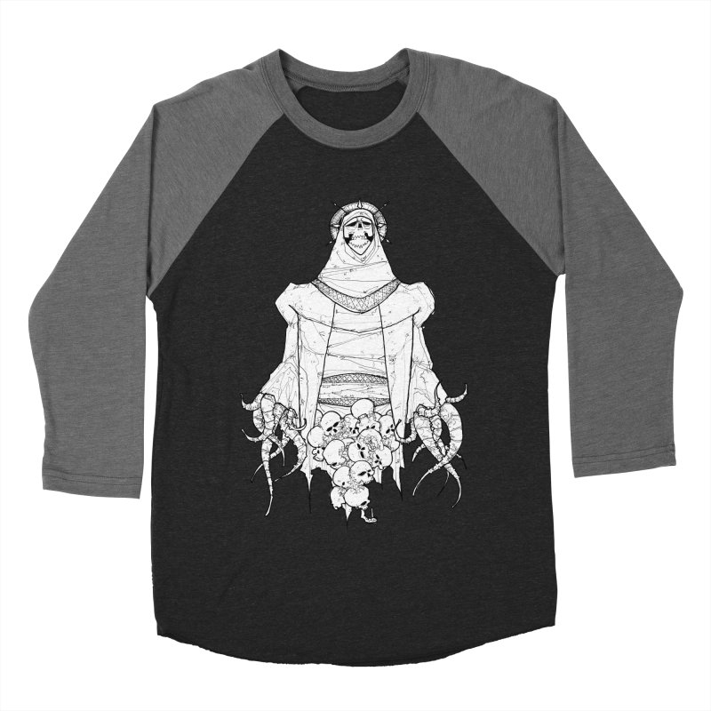 Preaching to Chiors Men's Baseball Triblend T-Shirt by Katiecrimespree's Ye Olde Shirt Shoppe