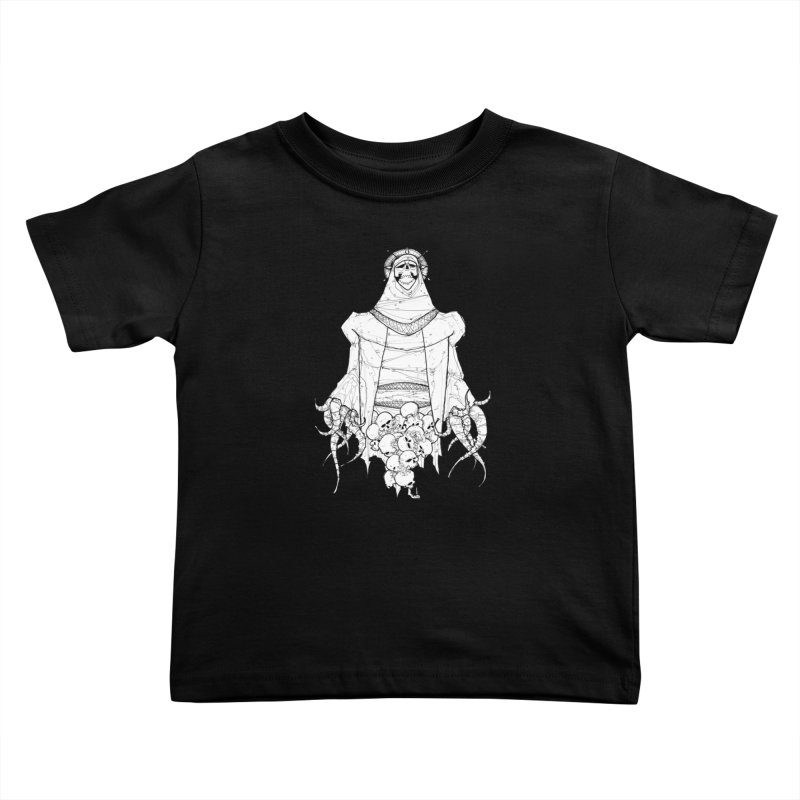 Preaching to Chiors Kids Toddler T-Shirt by Katiecrimespree's Ye Olde Shirt Shoppe