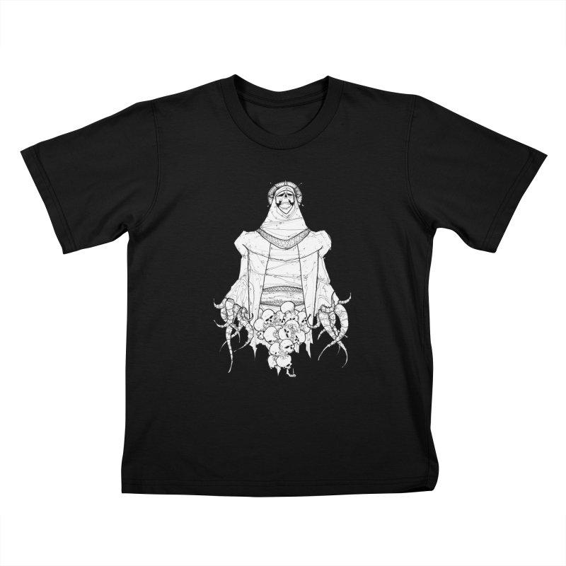 Preaching to Chiors Kids T-Shirt by Katiecrimespree's Ye Olde Shirt Shoppe