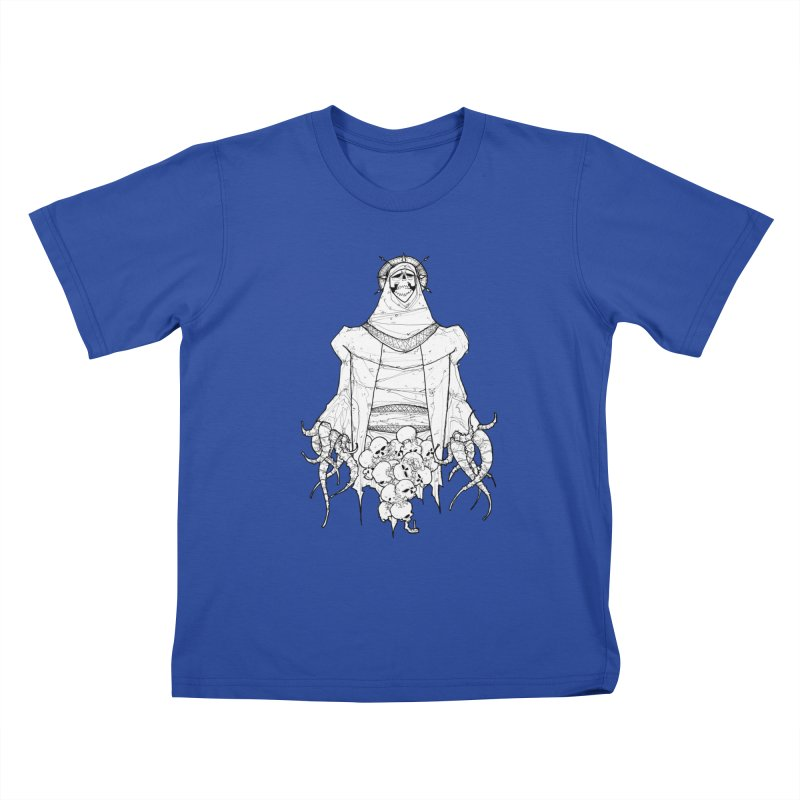 Preaching to Chiors Kids T-Shirt by Katiecrimespree's Ye Olde Shirt Shoppe