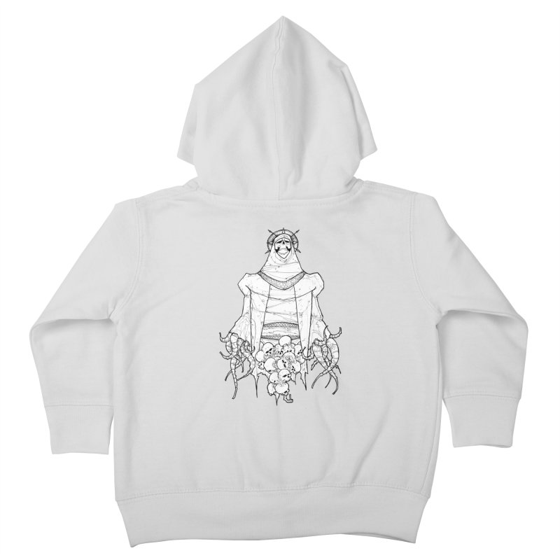 Preaching to Chiors Kids Toddler Zip-Up Hoody by Katiecrimespree's Ye Olde Shirt Shoppe