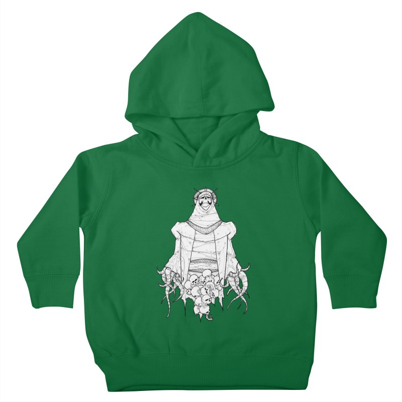 Preaching to Chiors Kids Toddler Pullover Hoody by Katiecrimespree's Ye Olde Shirt Shoppe