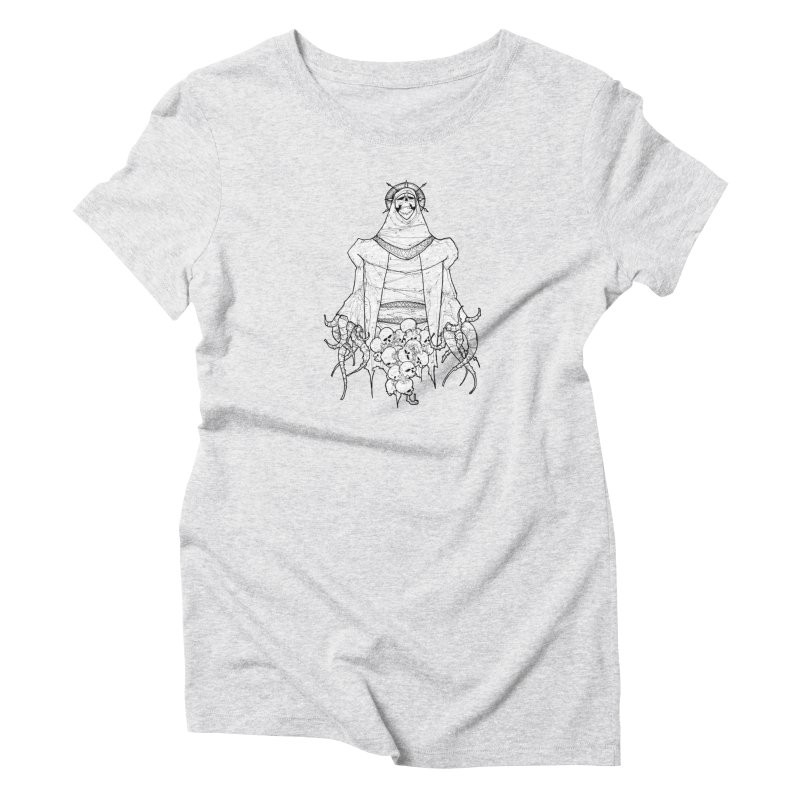Preaching to Chiors Women's T-Shirt by Katiecrimespree's Ye Olde Shirt Shoppe