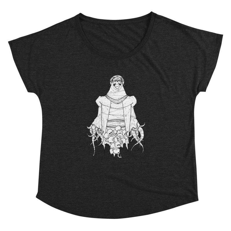 Preaching to Chiors Women's Dolman Scoop Neck by Katiecrimespree's Ye Olde Shirt Shoppe