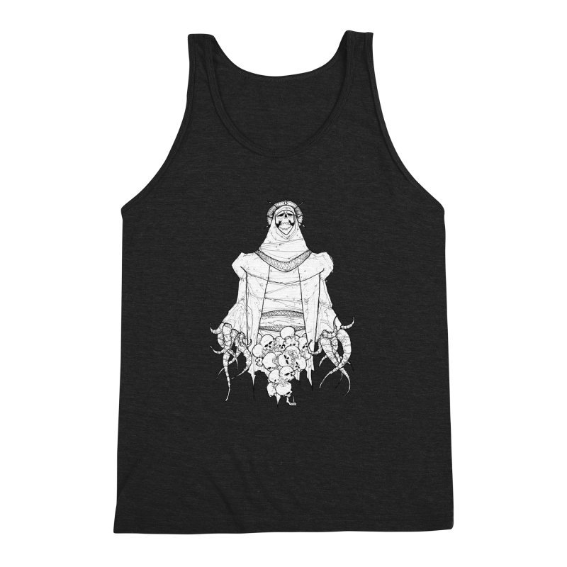 Preaching to Chiors Men's Triblend Tank by Katiecrimespree's Ye Olde Shirt Shoppe
