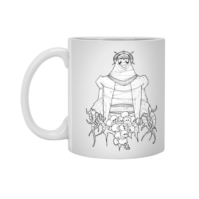 Preaching to Chiors Accessories Standard Mug by Katiecrimespree's Ye Olde Shirt Shoppe