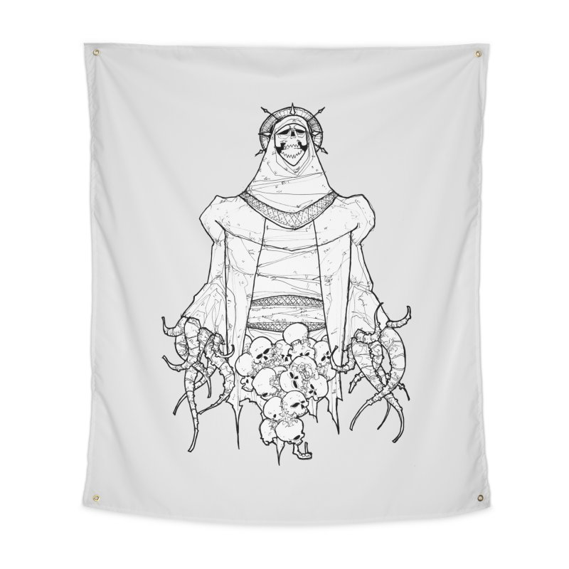 Preaching to Chiors Home Tapestry by Katiecrimespree's Ye Olde Shirt Shoppe