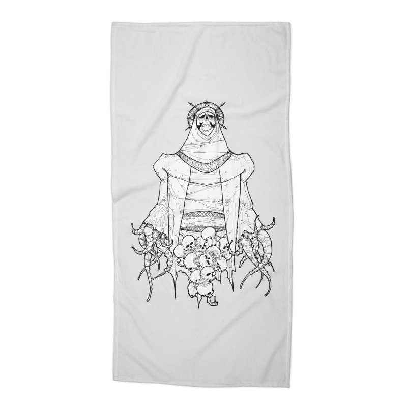 Preaching to Chiors Accessories Beach Towel by Katiecrimespree's Ye Olde Shirt Shoppe