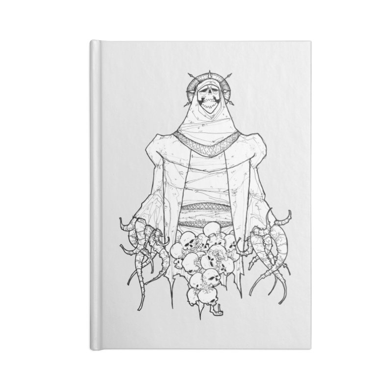 Preaching to Chiors Accessories Notebook by Katiecrimespree's Ye Olde Shirt Shoppe
