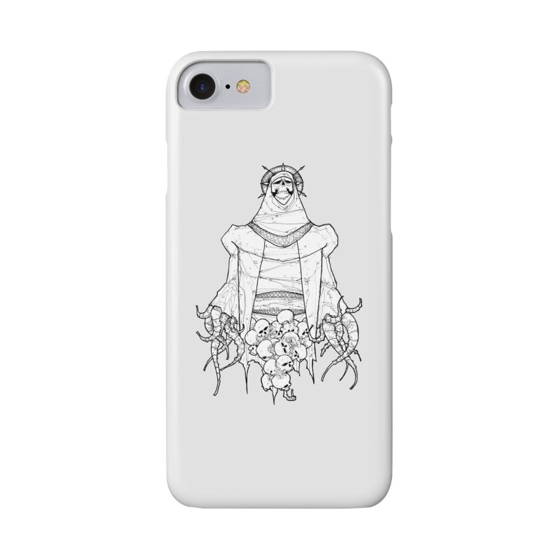 Preaching to Chiors Accessories Phone Case by Katiecrimespree's Ye Olde Shirt Shoppe